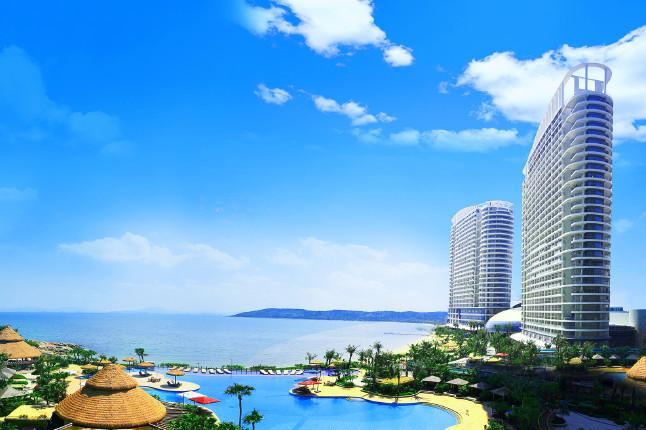 海阳碧桂园十里金滩酒店
